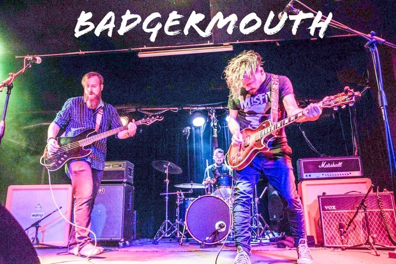 Badgermouth Debut Album