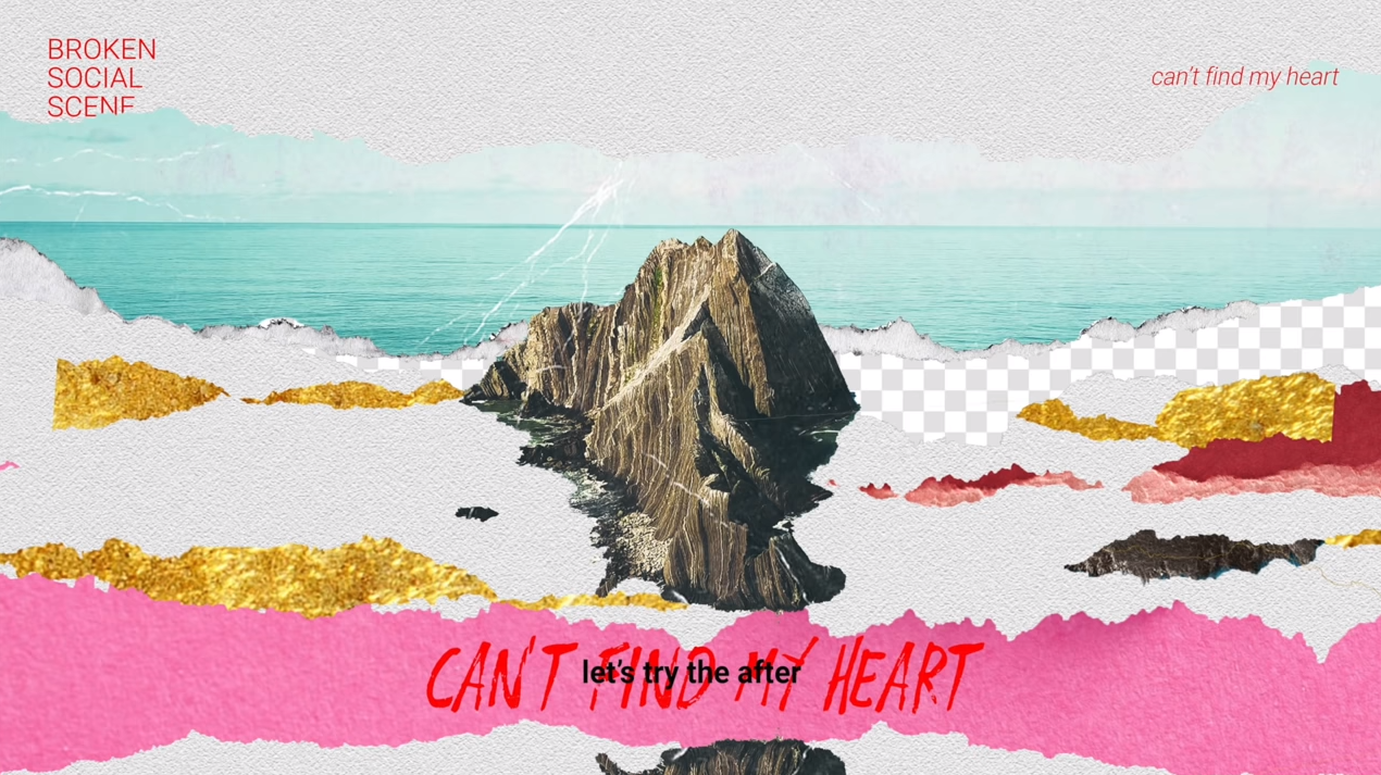 Can't Find My Heart - Broken Social Scene